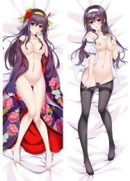 R18 Original Saekano Dakimakura Utaha Kasumigaoka Anime Hugging Body Pillow Case