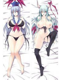 Anime Dakimakura Touhou Project Kamishirasawa Keine Dakimakura Hugging Body Pillow cover