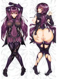 Fate/Grand Order Scathach Anime Dakimakura Pillow Case