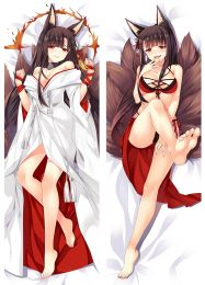 Azur Lane Akagi Anime Dakimakura Pillow Case