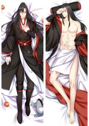 The Founder of Diabolism Wuxian Anime Dakimakura Pillow Cover Mgf-810039