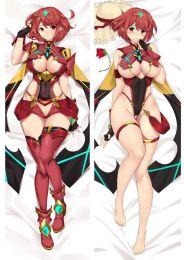 Xenoblade Chronicles Pyra Anime Dakimakura Pillow Cover Mgf-810095