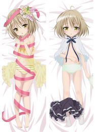 Angel's 3Piece Sora Kaneshiro Anime Dakimakura Pillow Case