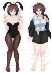 Dagashi Kashi Hajime Owari Anime Dakimakura Pillow Cover Mgf-811042
