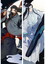The Founder of Diabolism Wei Wuxian Anime Dakimakura Pillow Cover Mgf-811069