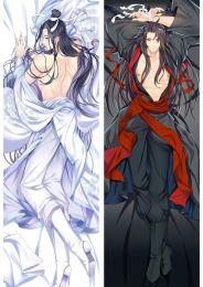 The Founder of Diabolism Wei Wuxian Anime Dakimakura Pillow Cover Mgf-811070