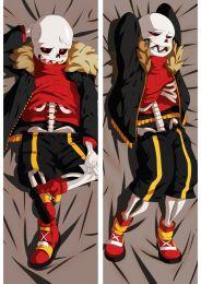 Undertale sans Anime Dakimakura Pillow Cover Mgf-812022