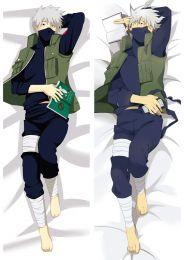 Naruto Kakashi Hatake Anime Dakimakura Pillow Cover Mgf-812027