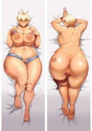 Shokugeki no Soma Ikumi Mito Anime Dakimakura Pillow Cover Mgf-812062