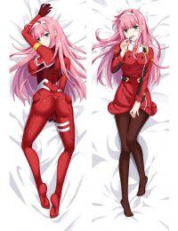 Darling in the Franxx Code:002 Anime Dakimakura Pillow Cover