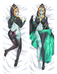 The Legend of Zelda Midna Anime Dakimakura Pillow Cover