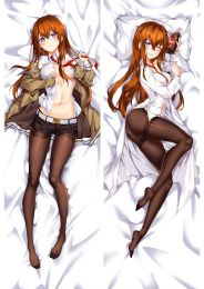 Steins Gate Kurisu Makise Anime Dakimakura Pillow Cover