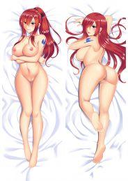 Fairy tail Erza Scarlet Anime Dakimakura Pillow Cover Mgf-86071