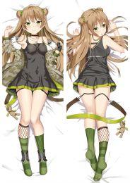 Girls' Frontline RFB Anime Dakimakura Pillow Cover Mgf-86098