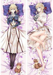 Violet Evergarden Violet Evergarden Anime Dakimakura Pillow Cover Mgf-86101