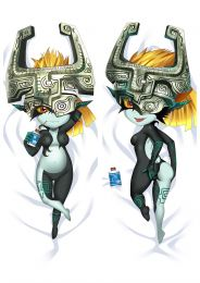 The Legend of Zelda Midna Anime Dakimakura Pillow Cover Mgf-86102