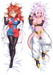 Dragon Ball FighterZ Android 21 Anime Dakimakura Pillow Cover Mgf-87015