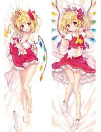Hot Anime Game Touhou Project Remilia Sukāretto Anime Dakimakura Pillow Cover