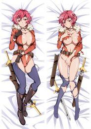 Kuroinu ~ Kedakaki Seijo wa Hakudaku ni Somaru ~ Maia Anime Dakimakura Pillow Cover Mgf-89013