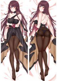 Girls' Frontline WA2000 Anime Dakimakura Pillow Cover Mgf-89033