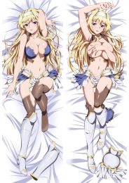 Kuroinu ~ Kedakaki Seijo wa Hakudaku ni Somaru ~ Alicia Arcturus Anime Dakimakura Pillow Cover Mgf-91014