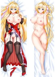 Unionism Quartet Yurifina Sol Eleanord Anime Dakimakura Pillow Cover Mgf-92002