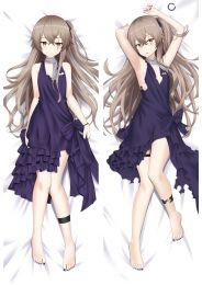 Girls' Frontline UMP45 Anime Dakimakura Pillow Cover Mgf-93007