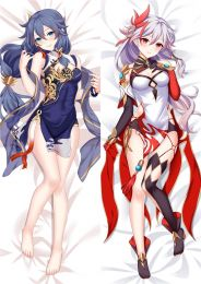 Collapse Gakuen academy Honkai Impact 3rd Fuka Anime Dakimakura Pillow Cover Mgf-93045