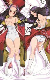 SAMURAI GIRLS - Yukimura Sanada Pillow Cover