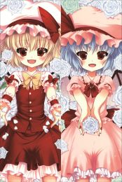 TouHou Project - Flandre Scarlet Pillow Cover
