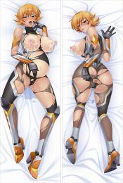 Anti-Demon Ninja Asagi - Sakura Igawa Pillow Cover