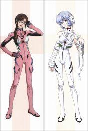 Neon Genesis Evangelion - Rei Ayanami Pillow Cover