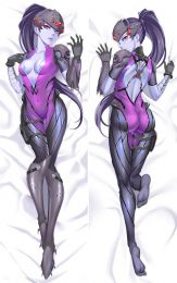 Overwatch - Widowmaker Anime Dakimakura Japanese Pillow Cover