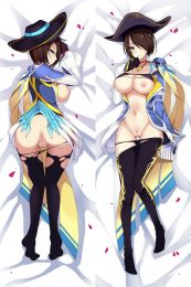 league of legends - Royal Guard Fiora Anime Dakimakura Japanese Pillow Cover
