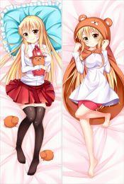 Himouto! Umaru-chan - Umaru Doma Anime Dakimakura Pillow Cover