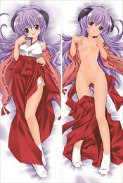 When They Cry - Rika Furude Pillow Cover