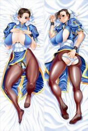 Street Fighter - Chun-Li Pillow Cover