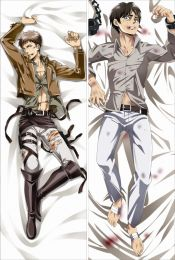 Attack on Titan- Levi Ackerman Pillow Cover