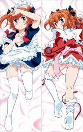 Kaitou Tenshi Twin Angel - Haruka Minazuki Pillow Cover