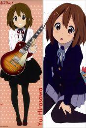 K-ON! - Yui Hirasawa Pillow Cover