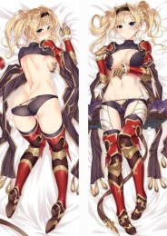 Blue Route Anime Dakimakura Pillow Cover MGF-94035