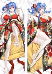 Blue Route Anime Dakimakura Pillow Cover MGF94006