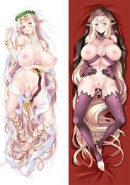 Black Beast Anime Dakimakura Pillow Cover MGF94012
