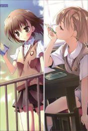 A Certain Magical Index - Mikoto Misaka Anime Dakimakura Pillow Cover
