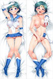 Sailor Moon - Sailor Mercury Anime Dakimakura Pillow Cover