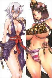 Queen's Blade - Shizuka Anime Dakimakura Pillow Cover