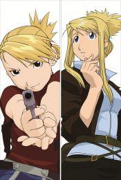 Fullmetal Alchemist - Riza Hawkeye Anime Dakimakura Pillow Cover