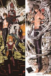 Death Note Anime Dakimakura Pillow Cover