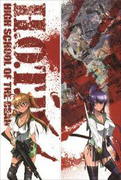 Highschool of the Dead - Alice Maresato Anime Dakimakura Pillow Cover