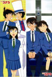 Detective Conan Anime Dakimakura Pillow Cover